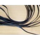 Pásky 1,5 cm šíře 1,5 - 2 mm síla,  hovězí hlazenice