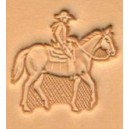 3D raznice Horse & Rider